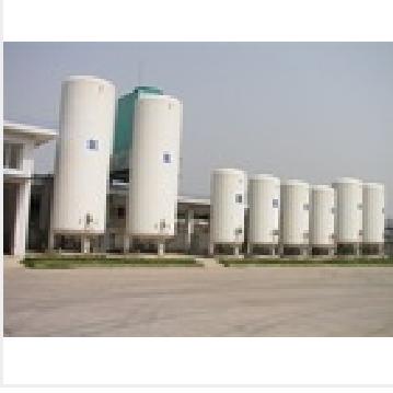 Cryogenic liquid oxygen tank