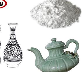 Talcum Powder for Ceramics
