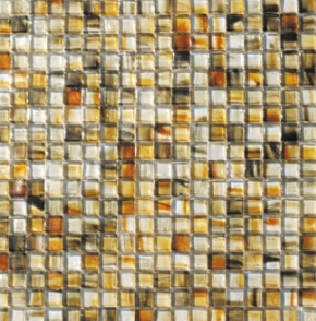 Gemstone Glass Mosaic (K01993)
