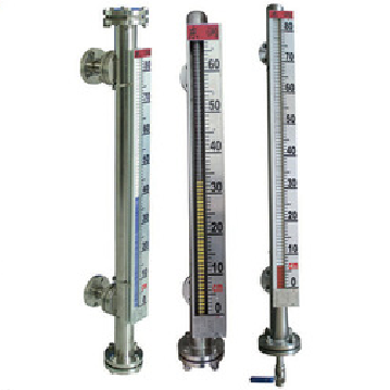 High quality glass tube level gauge