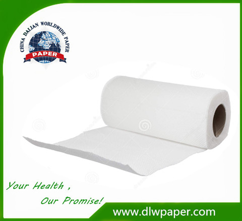 Perforated Disposable Kitchen Paper Towel