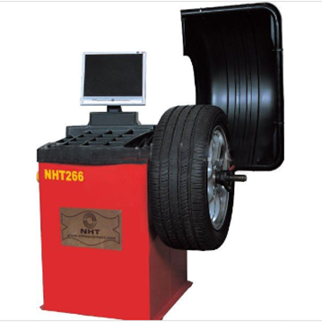 Wheel Balancer NHT266 Monitor type