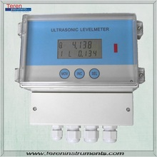 enhanced remote control ultrasonic water level sensor for distance measuring