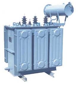 Oil immersed shunt reactor