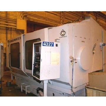 Vertical Gear Cutting Machine