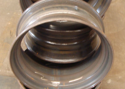 big wheel rim base