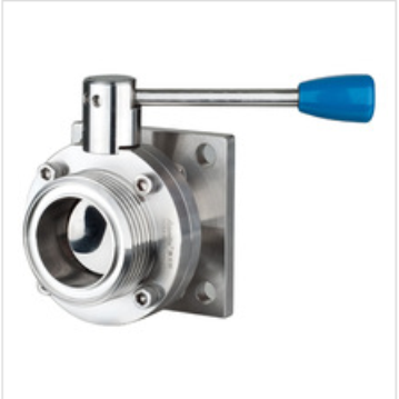 wenzhou sanitary stainless steel butterfly valve