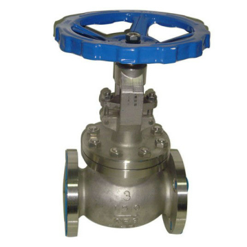 Actuated globe valve valve manufacture