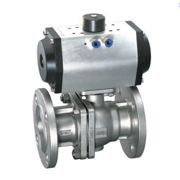 pneumatic ball valves stainless steel ball valve