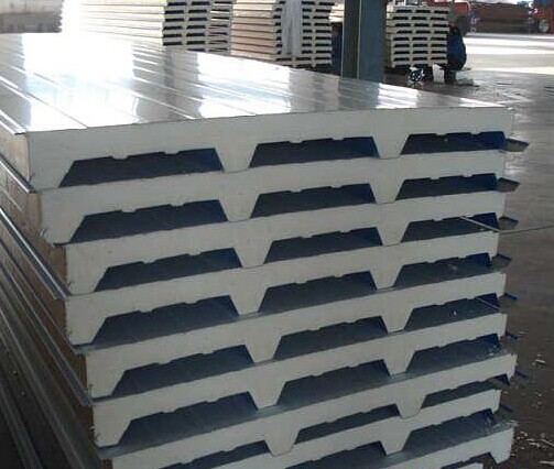 Rock wood sandwich panel