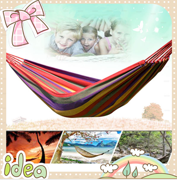 Hot sale swing outdoor hammocks with carry bag