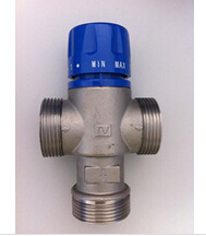 Chinese products 1-1/4 DN32 304 stainless steel thermostatic mixer valve