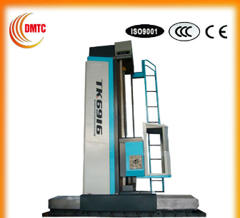 TK6916A cnc boring mill machine with CE certificate