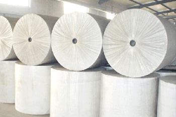 Polyester wire roofing felt