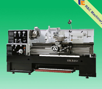CDL6151 Conventional Lathe Machine