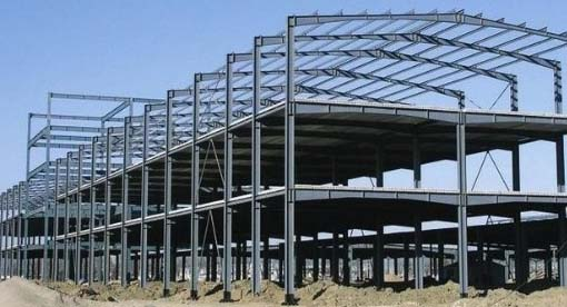 new style heat insulation steel structure products