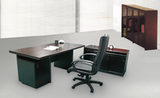 Xinzhi Wood Office Executive Desk (XZ-ED-06)