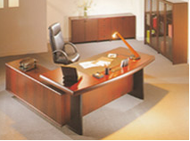 Modern Wood Office Executive Desk (XZ-ED-01)