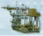 plate heat exchanger unit