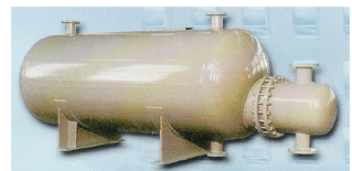 displacement heat exchanger