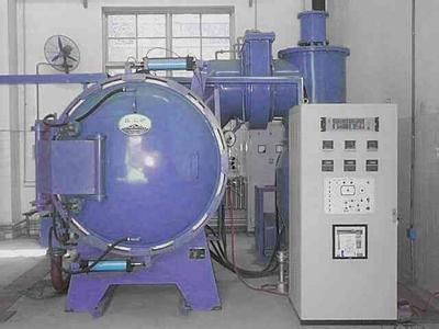high temperature vacuum dewaxing sintering furnace used in stainless steel brazing of radiator