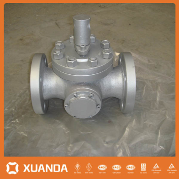 3 Three Way Ball Valve