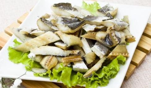 Dried Eel