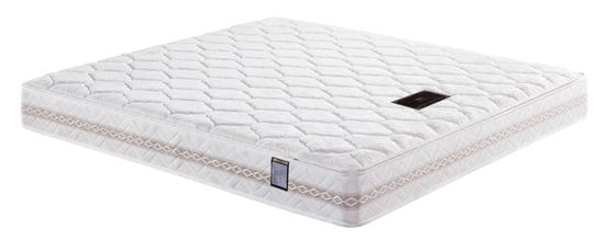 Medium soft foam high-grade jacquard fabric bonnel spring mattress