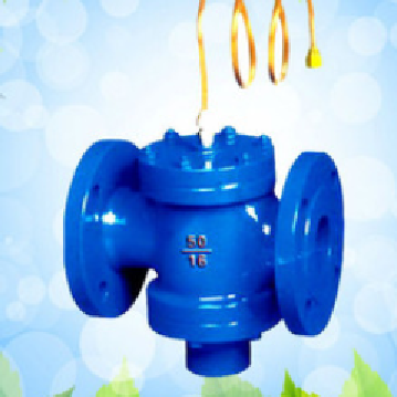 Electric hydraulic water flow control valve