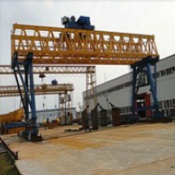 3 Control Methods Double Girder Gantry Crane