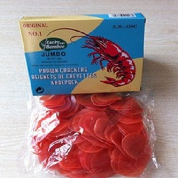 Red Prawn crackers