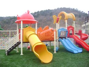 2014 CHILDREN OUTDOOR PLAYGROUND SLIDE -BEST LARGE OUTDOOR SLIDE LT-0004A