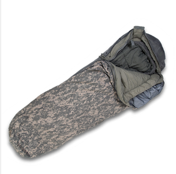Supply military survival waterproof camouflage sleeping bag