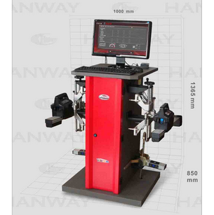 Intellignet 3D Wheel Aligment Machine (HWA-E58)