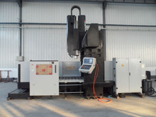 Double column CNC ganty machining center-HCM2030