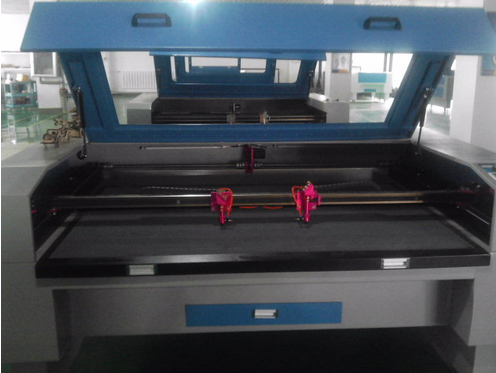 Anshan City Heli Laser Cutting Machine Hl-1610t