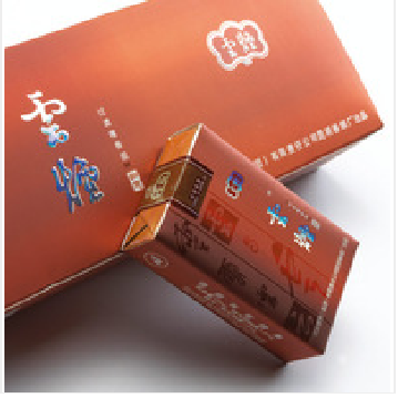 Paper for cigarette packing