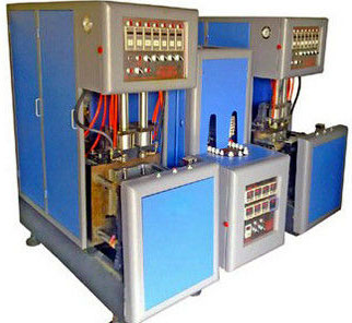 Semi-automatic (Combination) Blow-moulding Machine for Bottles