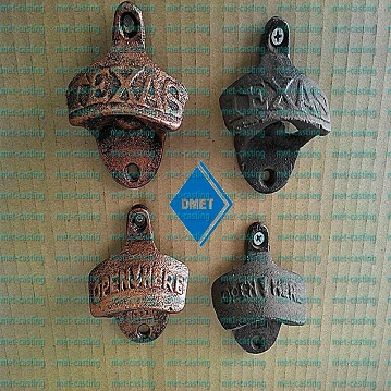 High-grade wall mounted bottle opener