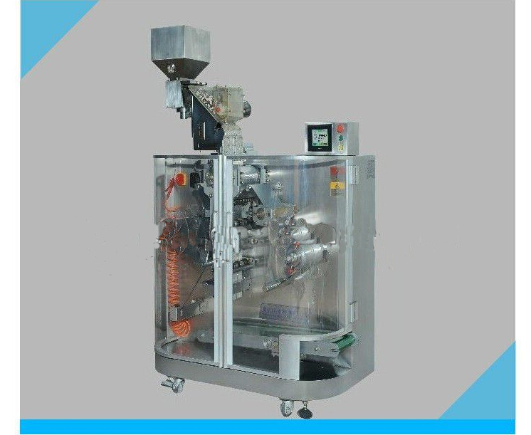 Auto double aluminum packaging machine