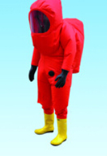 Solas EC & CCS Chemical Protective Clothing for fireman