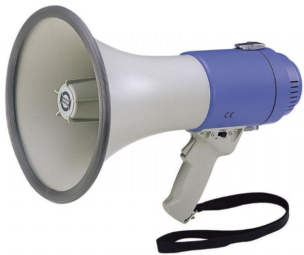 CE 25W USB/SD 10S Recoeding portable handy megaphone