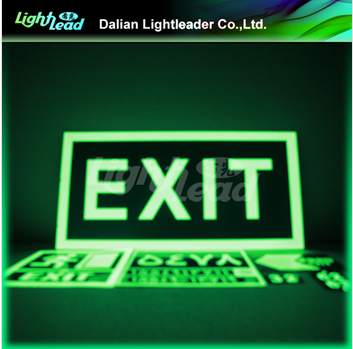 Luminous traffic sign road safety sign board