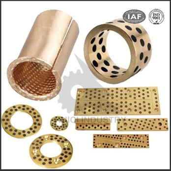 CNC precision machinery copper bushing bronze bushing copper fitting