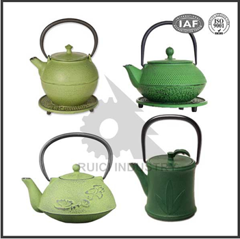 wholesale cast iron teapots