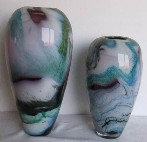 Glass Vase - 4