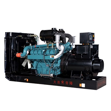 Doosan engine 1 year warranty diesel generator set for hospital