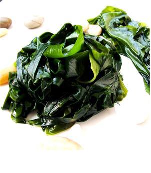 Salted Seaweed Leaf