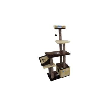 New Products wholesale cat tree scratching post