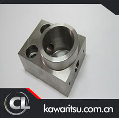 Custom spare parts / cnc precision machined